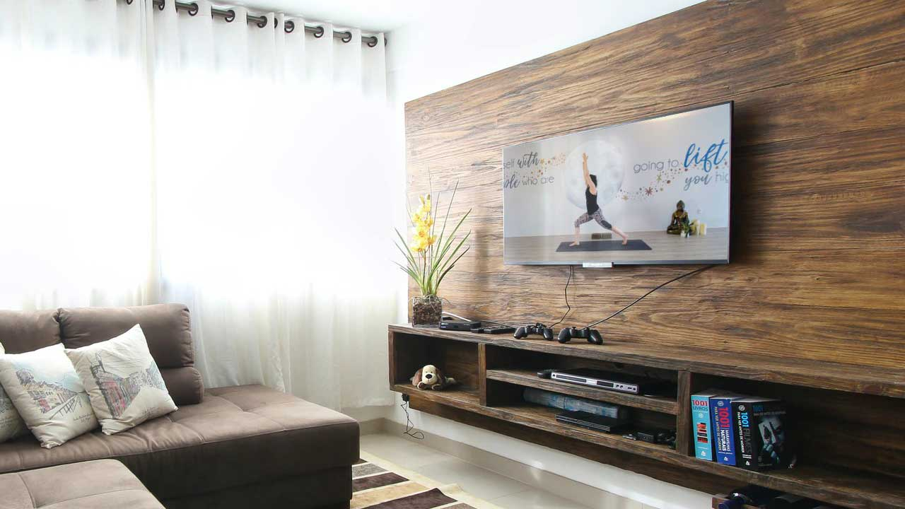 live yoga at home on tv